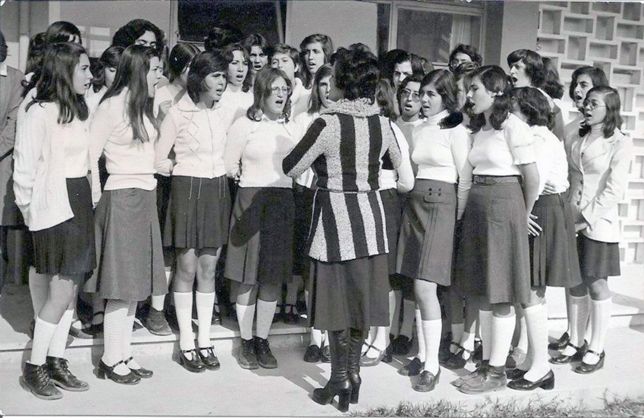 Χορωδία Γυμνασίου Θηλέων